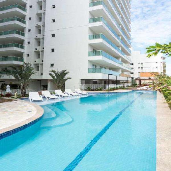 Apartamento com 3 dorms, Praia da Costa, Vila Velha - R$ 590