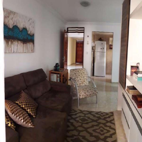 Apartamento para venda com 85 metros quadrados com 03