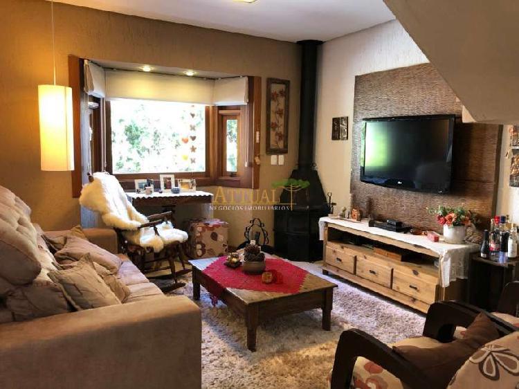 CANELA - Casa de Condomínio - Parque das Hortênsias
