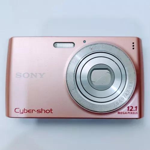Camera digital sony 12.1 mp 4x zoom dsc-w510 não liga