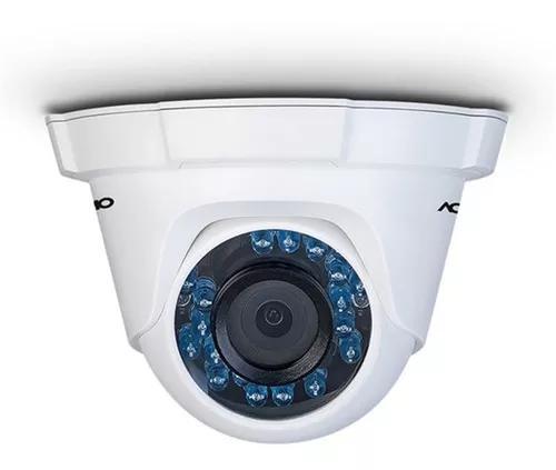 Camera dome tvi, lente 3,6mm ir 20m 1 mp cd-3620-1p - aquari