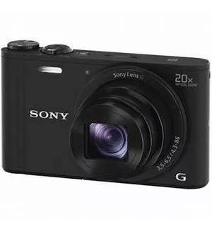 Camera sony dsc - wx 500 pronta entrega.