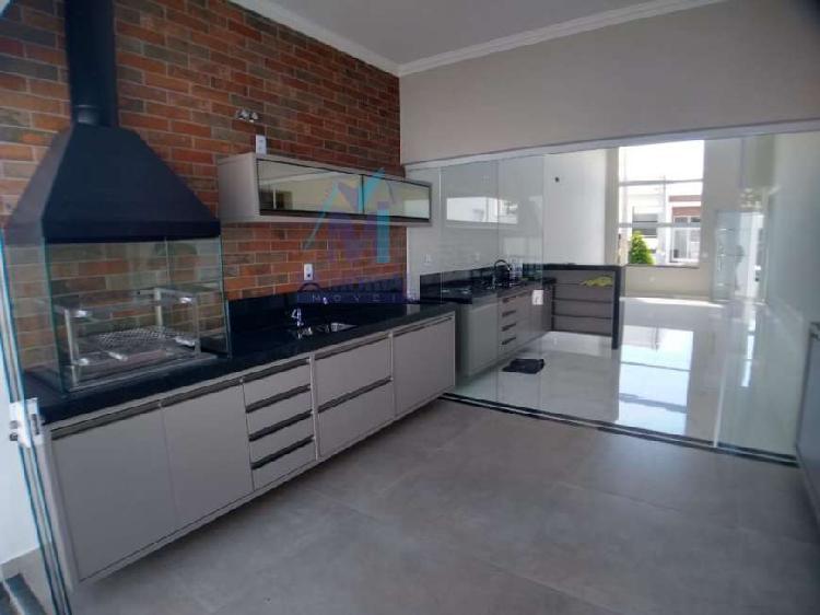 Casa de condomínio para venda com 3 quartos codomíno