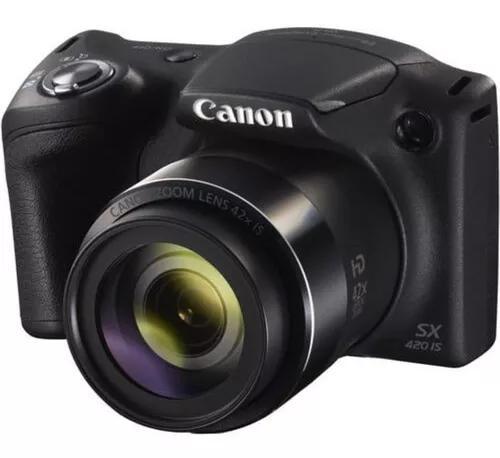 Câmera canon powershot sx 420 is
