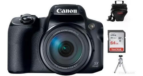 Câmera canon powershot sx70rh 65x700m