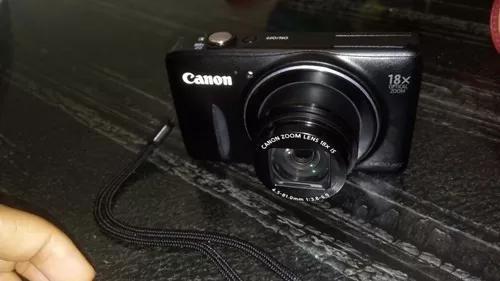Câmera canon sx600hs wifi. full hd 16.0 mega pixels