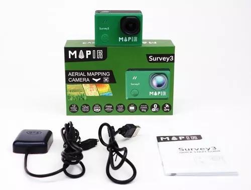 Câmera mapir survey 3