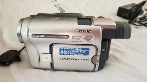 Câmera sony handycam 990x