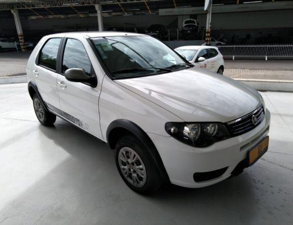 Fiat palio way 1.0 fire flex 8v 5p flex - gasolina e álcool