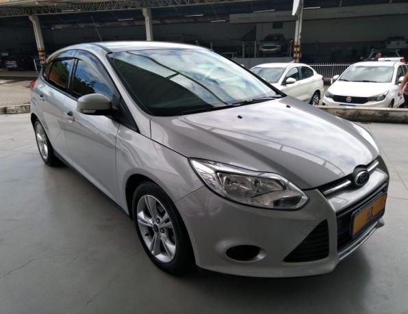 Ford focus 1.6 s/1.6 se flex 16v 5p aut flex - gasolina e