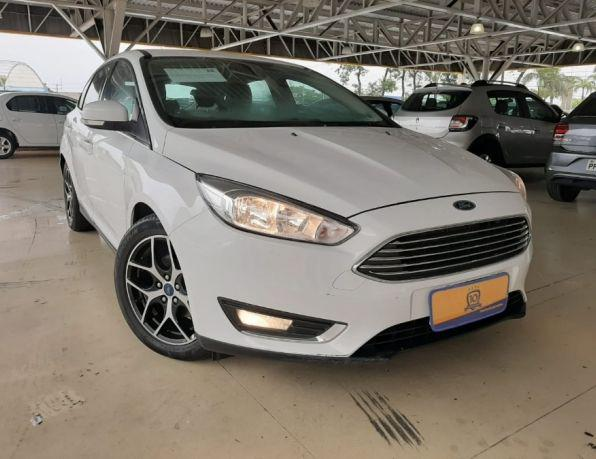 Ford focus tita/tita plus 2.0 flex 5p aut. flex - gasolina e
