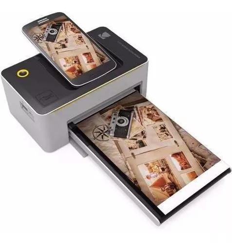 Impressora fotográfica kodak usb wifi android ios