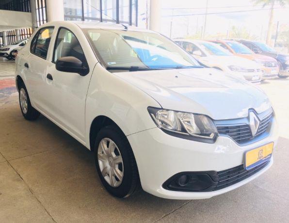 Renault logan authentique flex 1.0 12v 4p flex - gasolina e