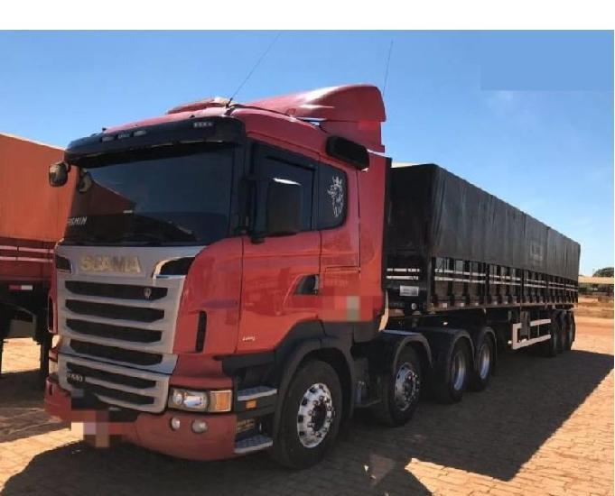 Scania r-440 8x2