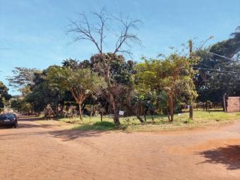 Terreno esquina - Morada Verde - Pavimentado - 1232 m² -