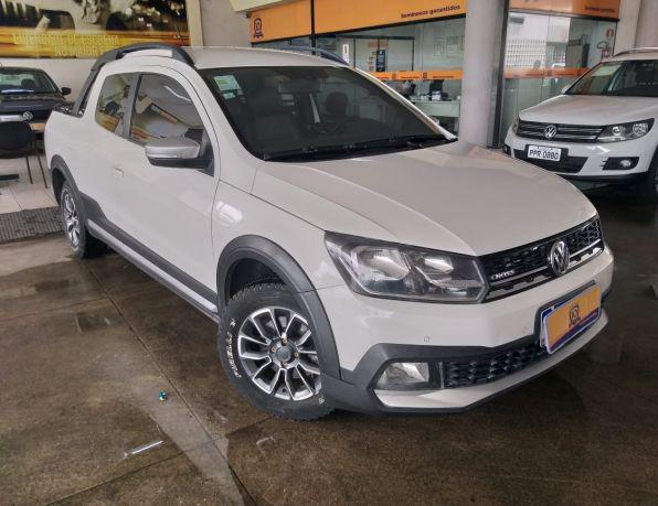 Volkswagen saveiro cross 1.6 t.flex 16v cd flex - gasolina e