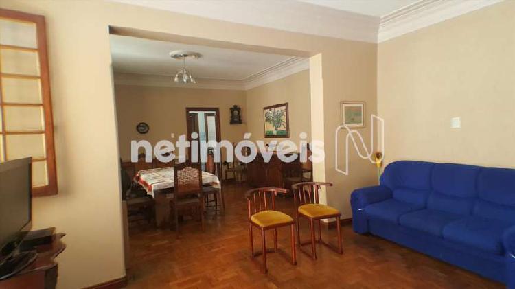 Venda ou locação apartamento 4 quartos centro belo