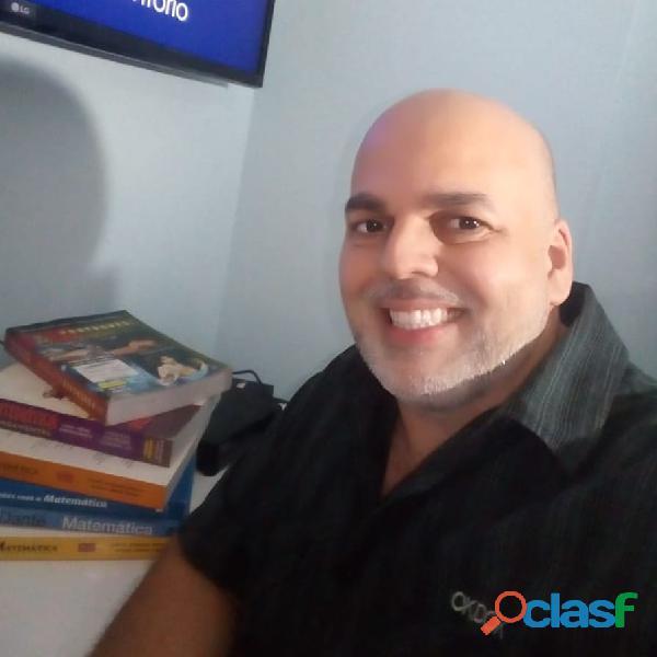 Aula particular de matemática ou português!!