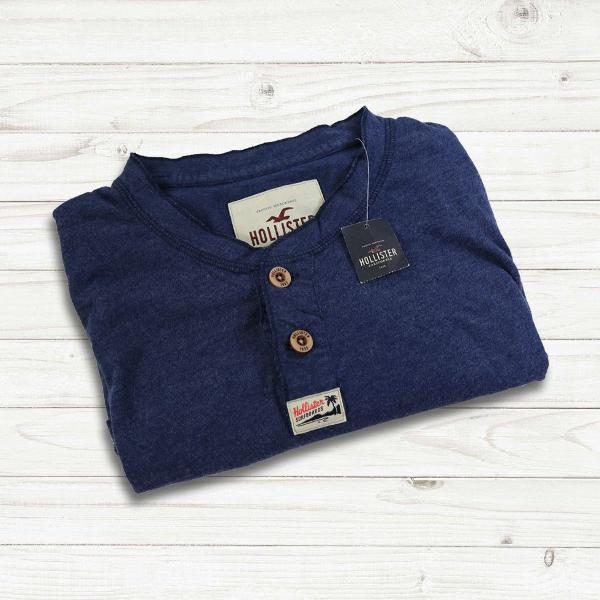 Camiseta hollister california azul