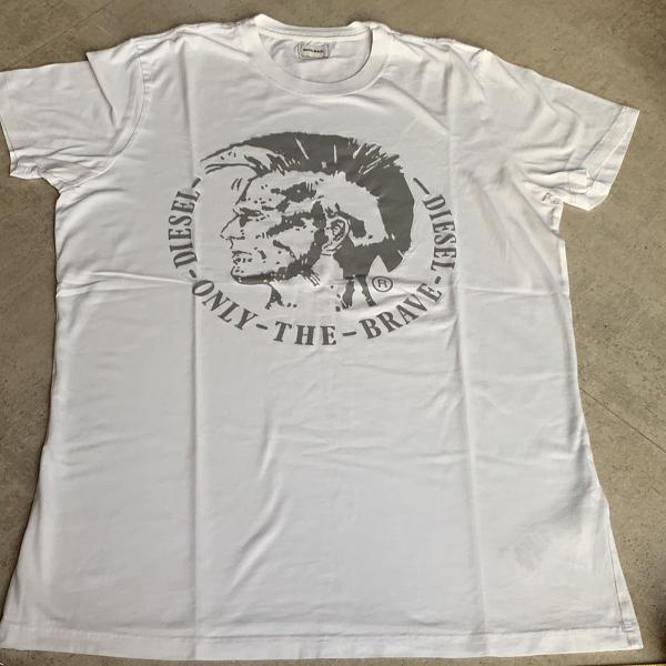 Camiseta masculina diesel