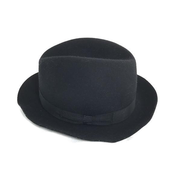 Chapéu de feltro ajustável