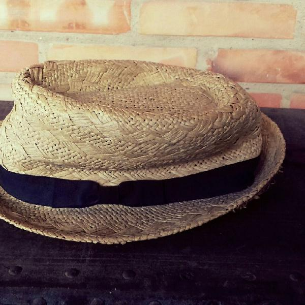 Chapéu de palha bossa nossa