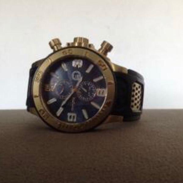 Relógio invicta janson taylor
