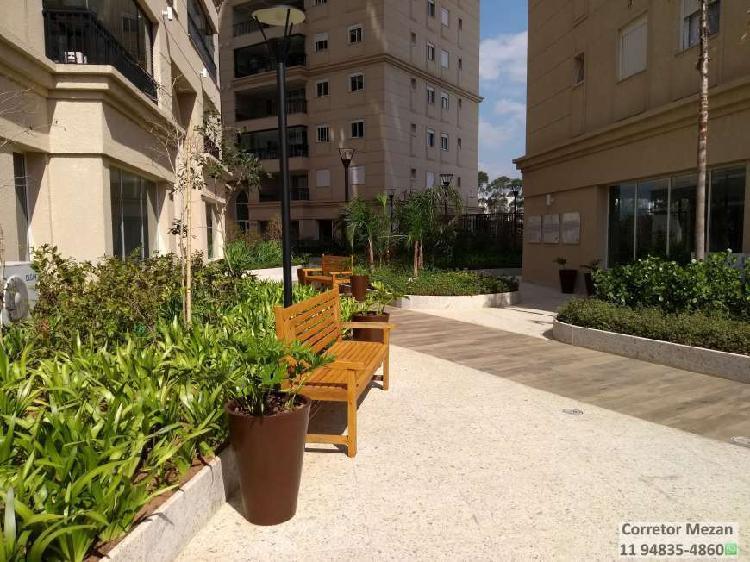 Apartamento 3 dormitórios, 2 suítes, varanda gourmet, 2