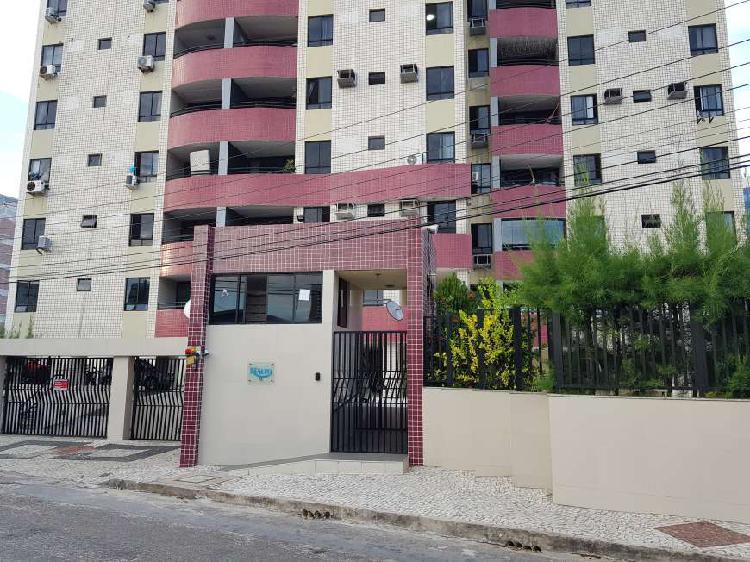Apartamento localizado no bairro aldeota com 4 quartos e 100