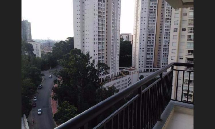 Apartamento novo vila andrade com 2 vagas