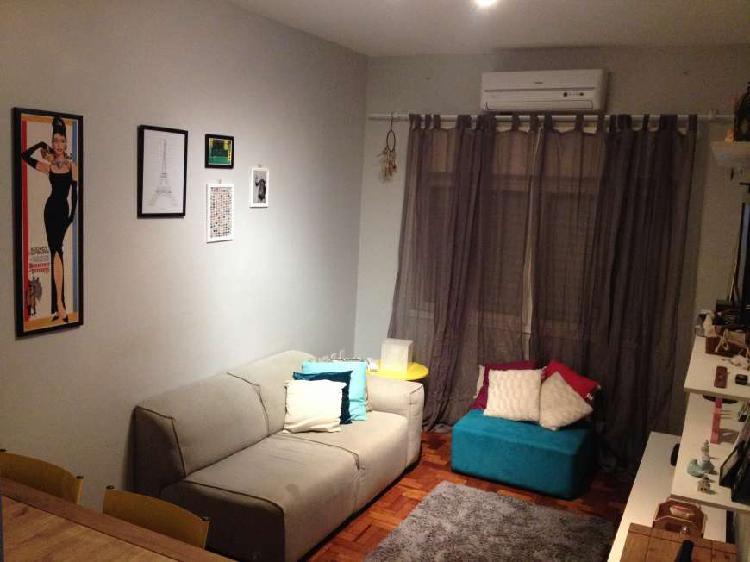 Apartamento para venda com 47 metros quadrados com 1 quarto