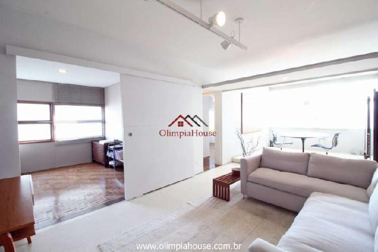 Apartamento à venda com 114m², itaim bibi, são paulo.