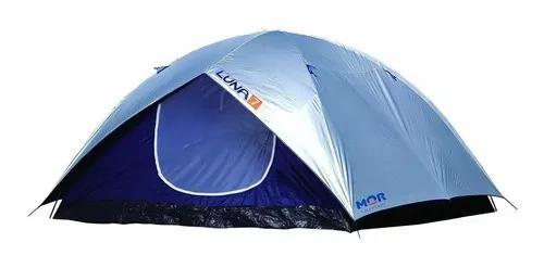 Barraca 7 pessoas luna mor camping acampamento