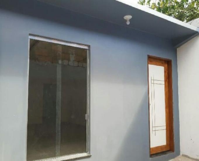 Casa no residencial marambaia