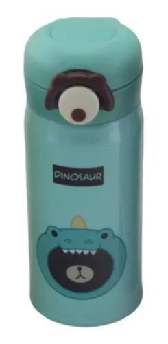 Garrafa térmica squeeze vacuum cup infantil - 350ml