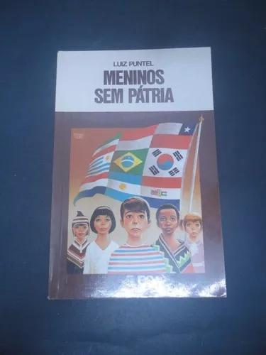 Livro meninos s