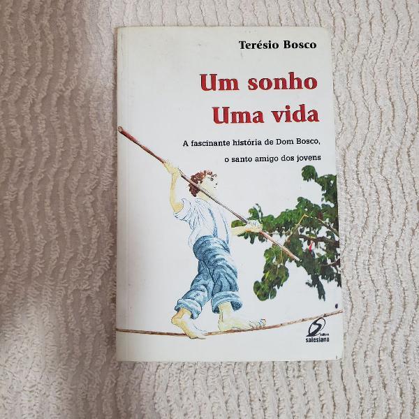 Livro: um sonho uma vida