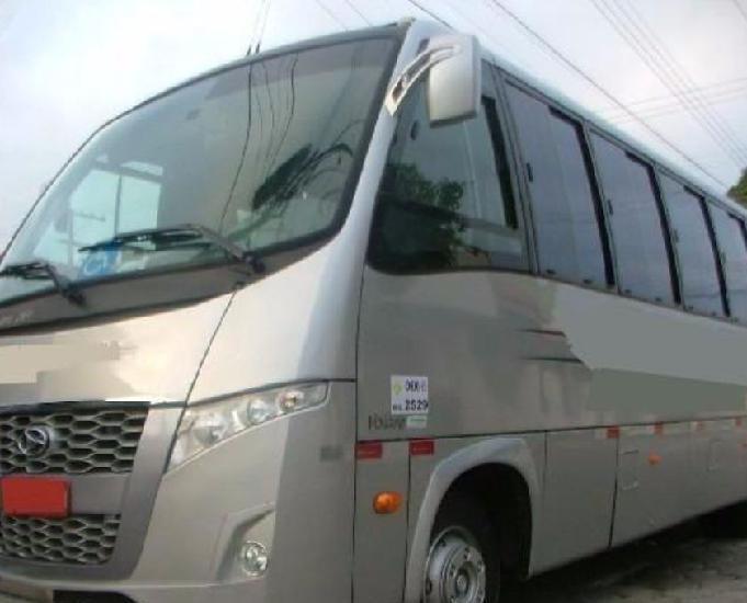 Micro onibus w 9 32 lugares completo ano 2013