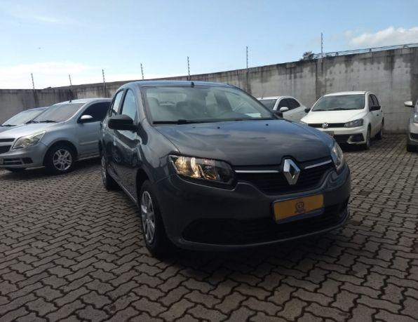 Renault logan expression flex 1.0 12v 4p flex - gasolina e