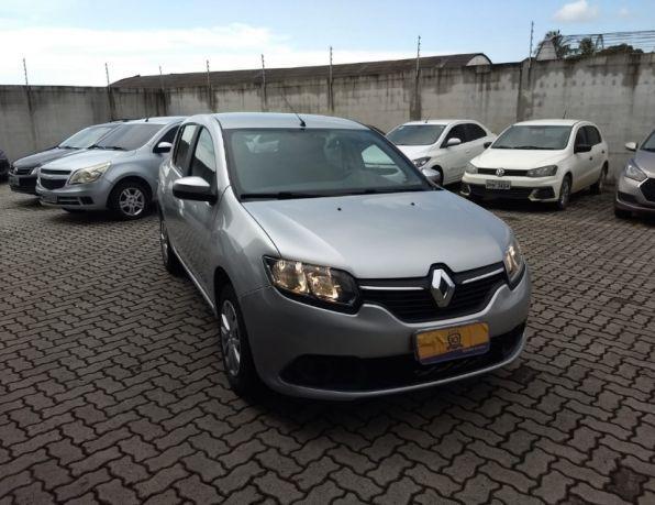 Renault sandero expression flex 1.0 12v 5p flex - gasolina e