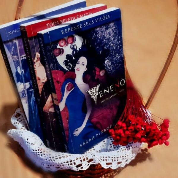 Saga encantadas (trilogia completa)