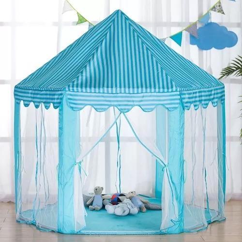 Tenda cabana castelo infantil princesas 2019