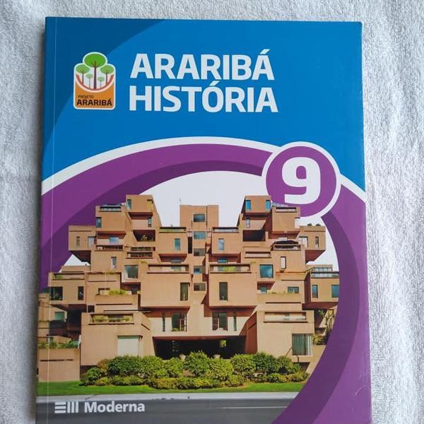 Araribá história 9 moderna