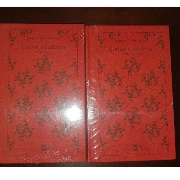 Crime e castigo, 2 volumes