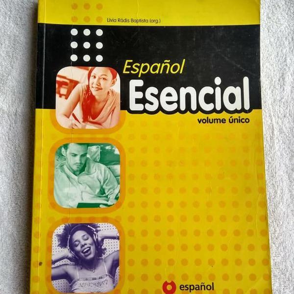 Esencial espanhol volume único com cd