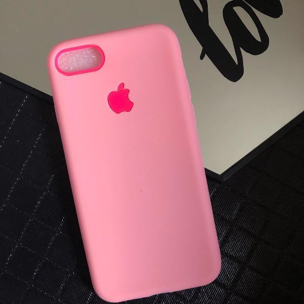 Iphone 8 e 7 capa case apple