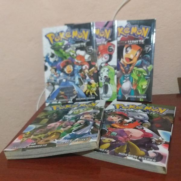 Kit manga pokémon