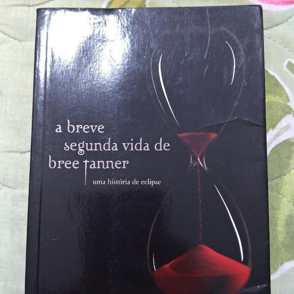 "Livro ""a breve segunda vida de bree tanner"""