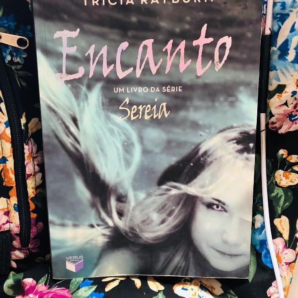 Livro encanto ( trilogia sereia)