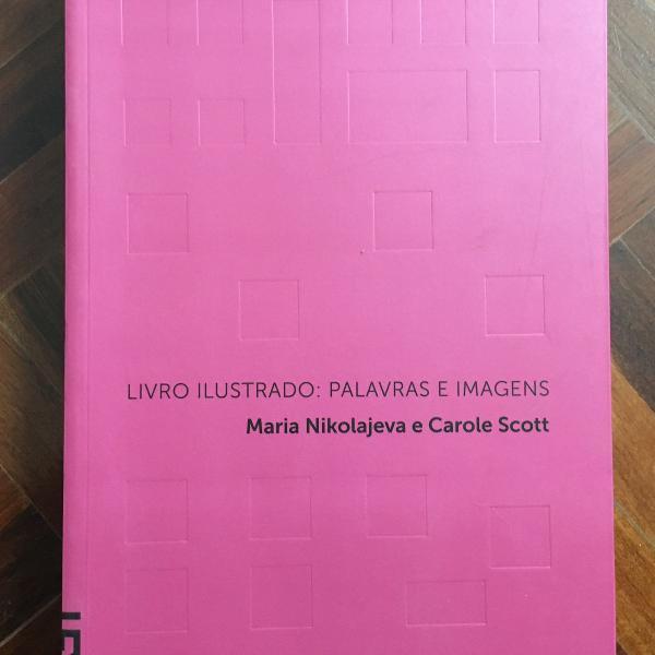 Livro ilustrado: palavras e imagens